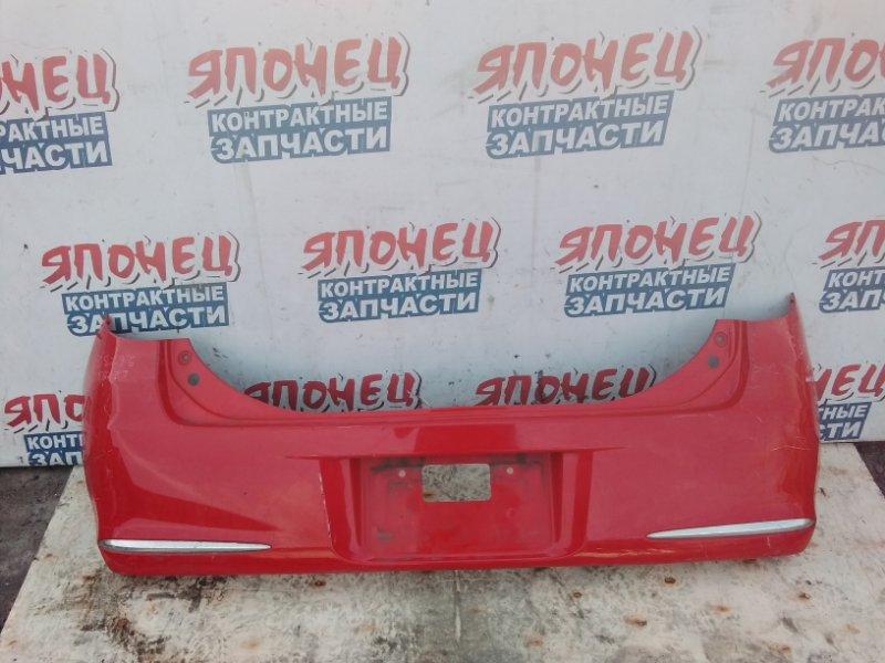 Бампер Daihatsu Mira L275S KF-VE задний (б/у)