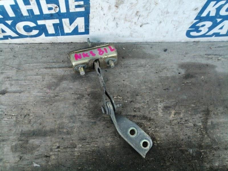 Ограничитель двери Isuzu Elf NKS81 4HL1 левый (б/у)