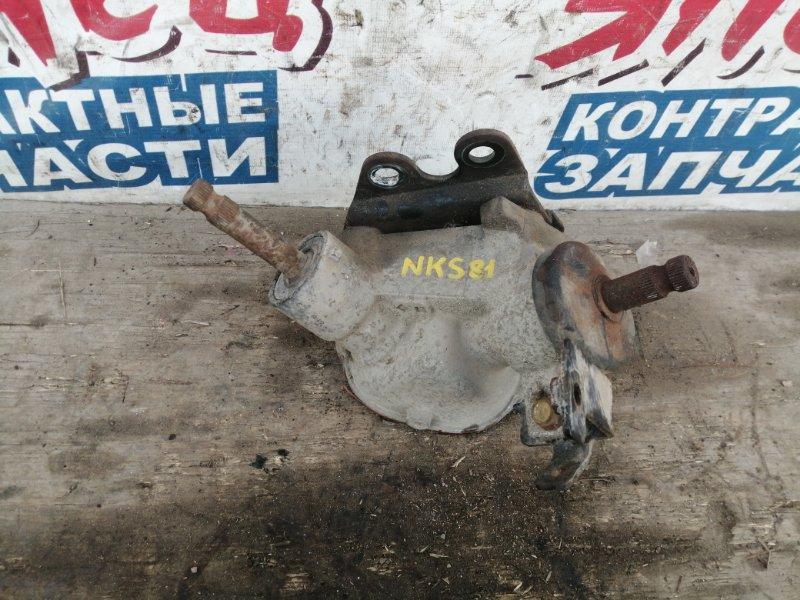 Рулевой редуктор угловой Isuzu Elf NKS81 4HL1 (б/у)