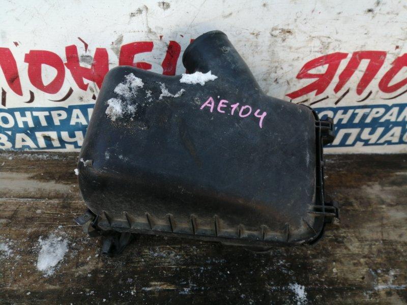 Корпус воздушного фильтра Toyota Corolla AE104 4A-FE (б/у)