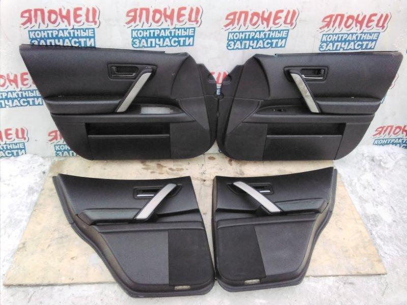 Обшивка двери Infiniti Fx35 S50 VQ35DE (б/у)