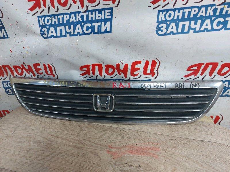 Решетка радиатора Honda Odyssey RA1 F22B (б/у)