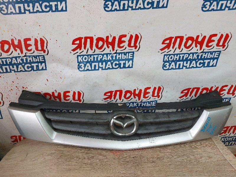 Решетка радиатора Mazda Demio DW5W B5 (б/у)