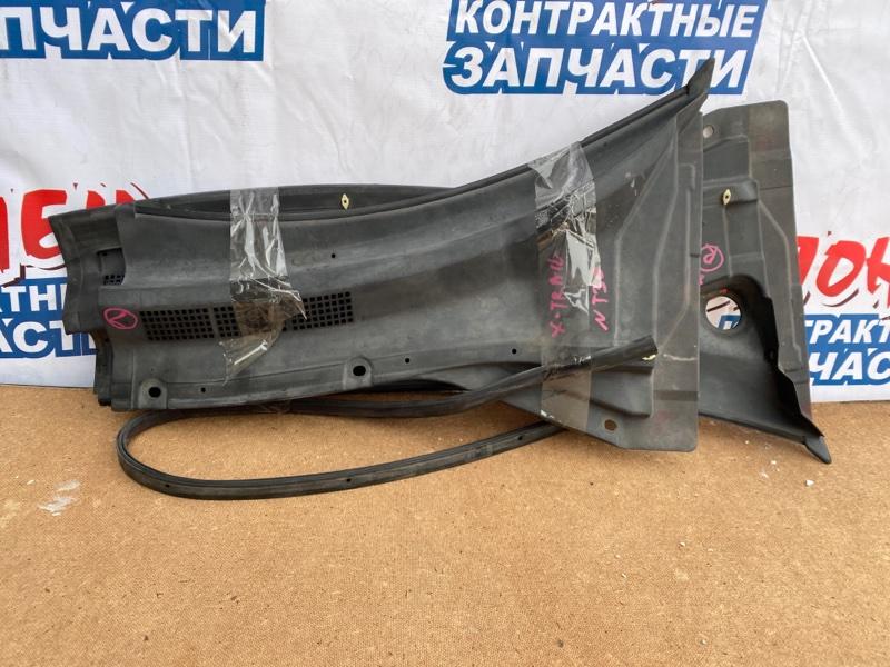 Планка под дворники Nissan Xtrail NT30 QR20DE (б/у)