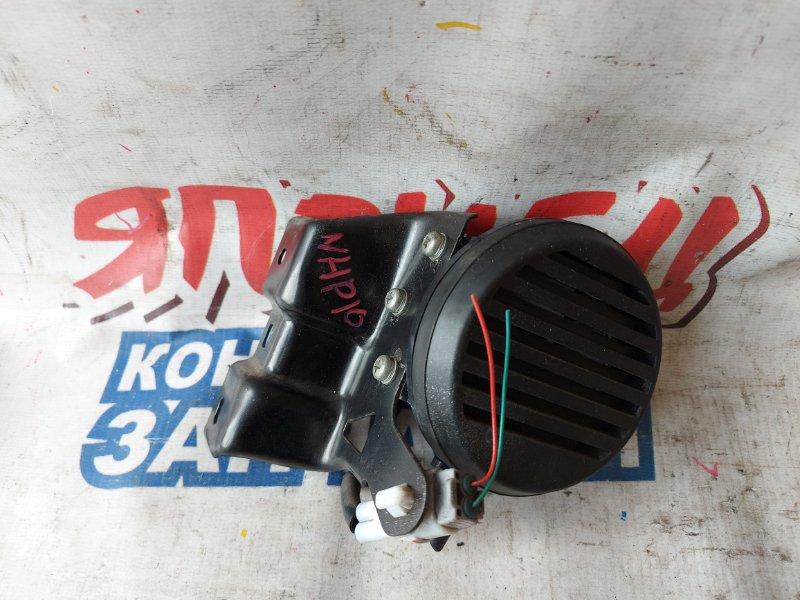 Сигнал звуковой Toyota Aqua NHP10 1NZ-FXE (б/у)