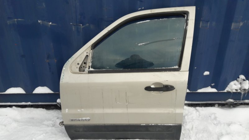 Дверь Mazda Tribute EPEW передняя левая (б/у)