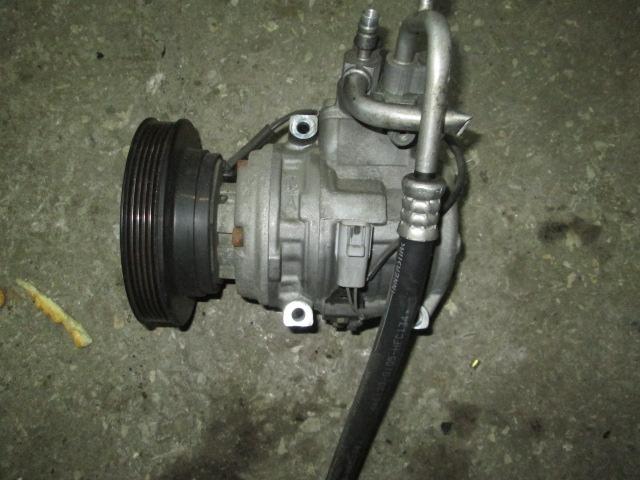 компрессор кондиционера Toyota 3S/4S б/у ST190/ST195