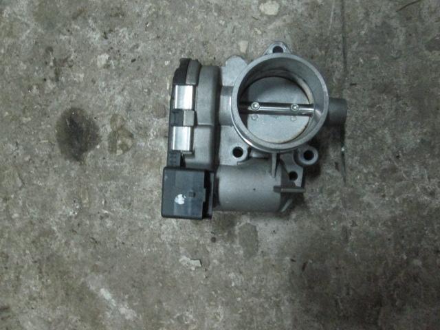 Дроссельная заслонка Peugeot 206 VF32 NFU (б/у)