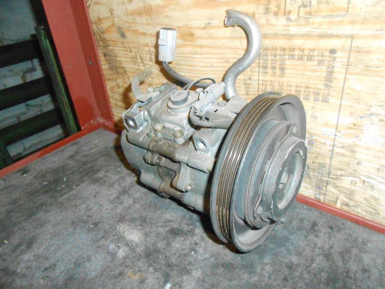 компрессор кондиционера Toyota 4A/5A б/у AE110