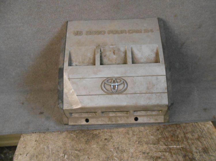 крышка мотора верхняя 2MZ б/у MCV21