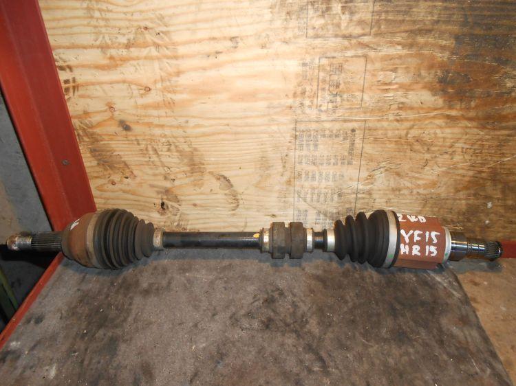 Привод Nissan Juke YF15 HR15 передний левый (б/у)