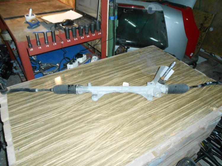 Рулевая рейка Nissan Juke YF15 HR15 (б/у)