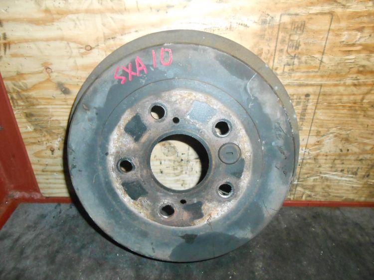тормозной барабан Toyota Rav4 SXA10  б/у