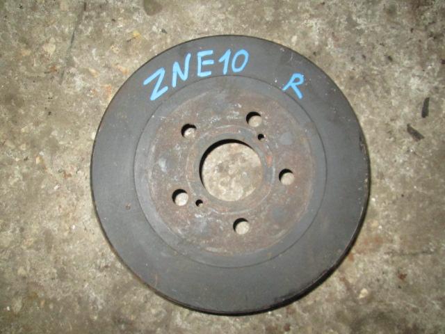 тормозной барабан Toyota Wish ZNE10 б/у