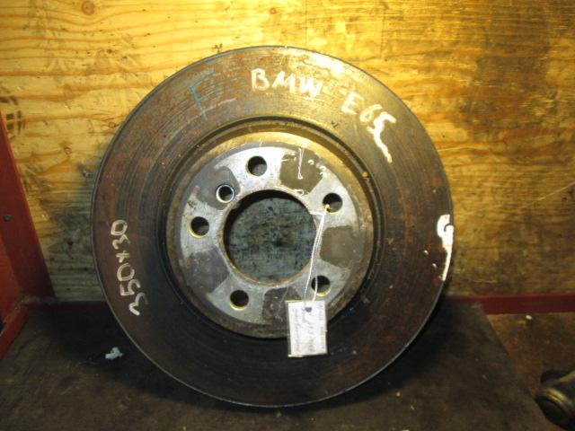 тормозной диск BMW E65 б/у 350*30 передний
