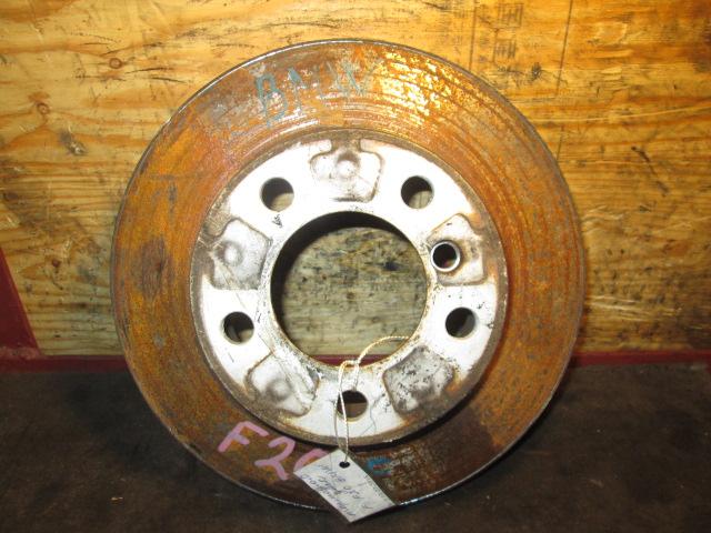 тормозной диск BMW F20 б/у 285*22 передний