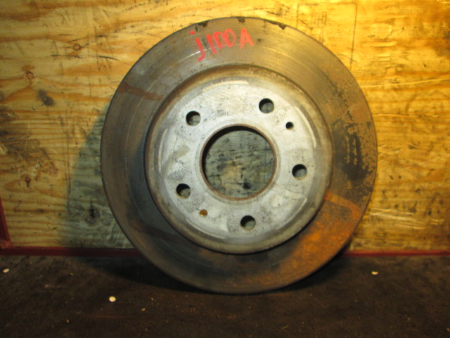тормозной диск Daihatsu Tetios J100A б/у 273*15 не вен передний