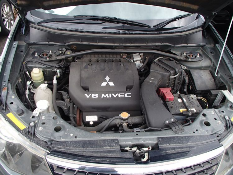 трос на АКПП Mitsubishi Outlander СW6W 6B31 б/у блокировки вариатора