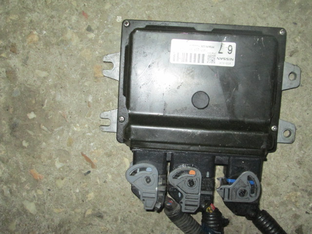 компьютер Nissan MR20 б/у A56X24 B30 2WD CVT