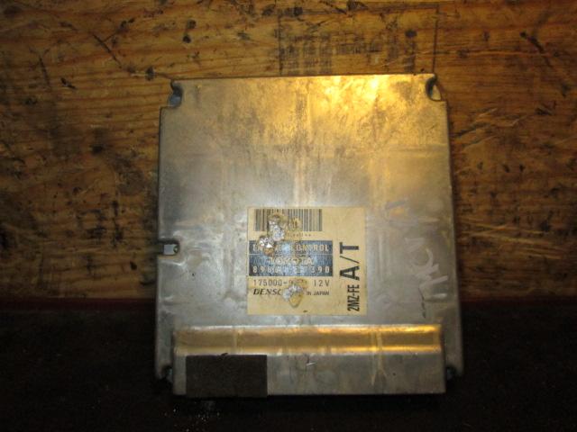 компьютер Toyota 2MZ-FE б/у 89661-3T390