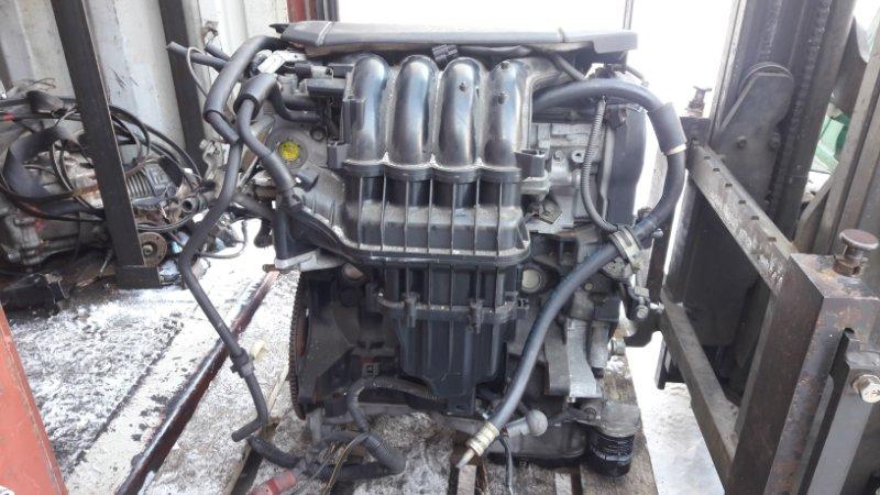 двигатель Mitsubishi 4G94 PR9668 б/у (0041927) Dion CR8W