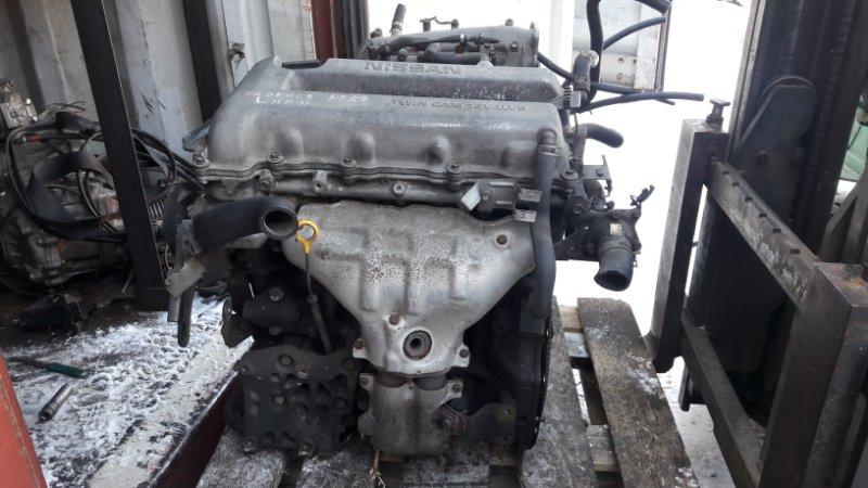 двигатель Nissan SR20DE 931481A б/у (0048631) Liberty M12