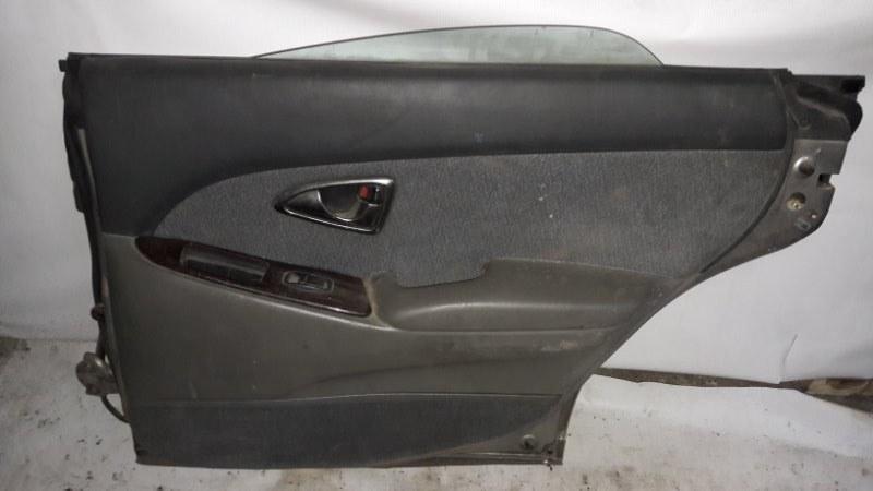 дверь Mitsubishi Diamante F31A задняя правая б/у
