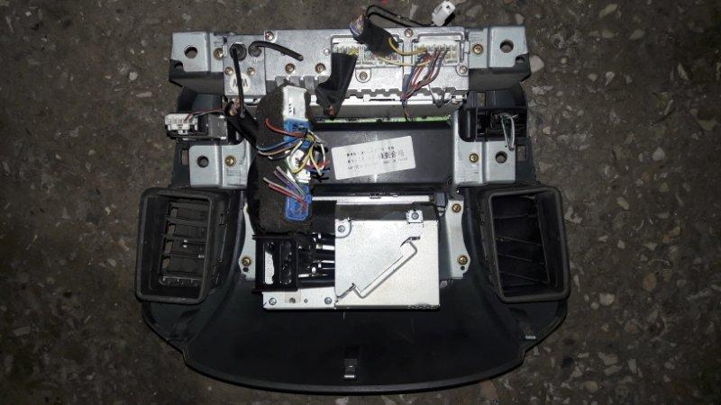 Блок управления климат-контролем Toyota Harrier MCU15 1MZ 2001 (б/у)