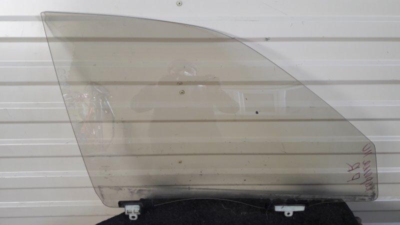 Стекло двери Toyota Corolla AE110 переднее правое (б/у)