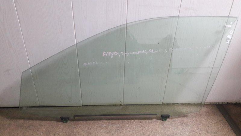 Стекло двери Toyota Harrier ACU35 переднее левое (б/у)