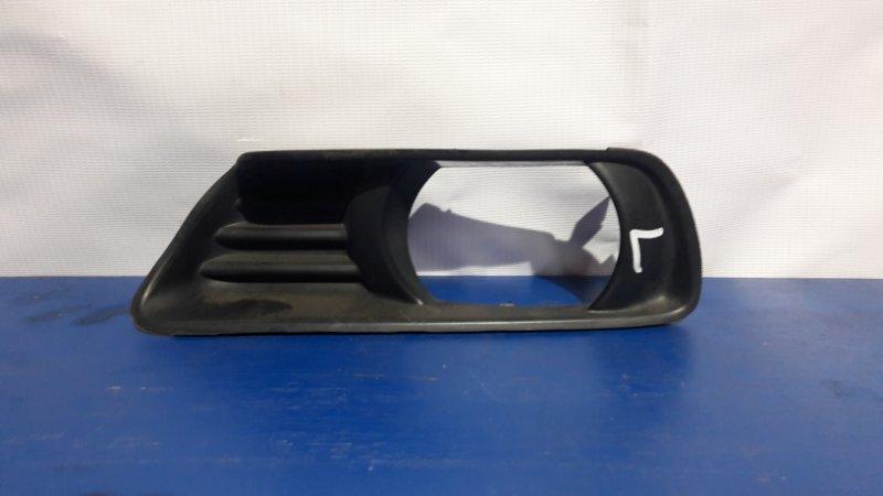 Оправа туманки Toyota Camry ACV40 2AZ 2007 левая (б/у)