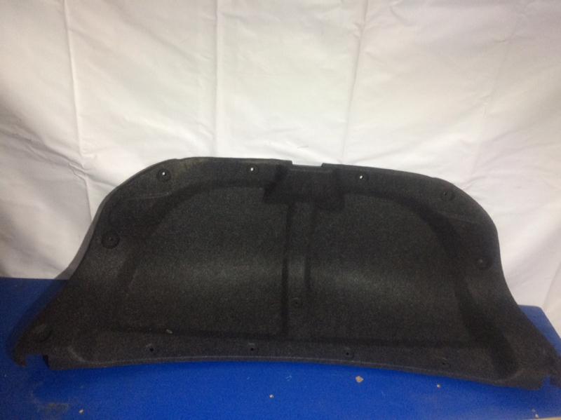 Обшивка крышки багажника Toyota Camry ACV40 2AZ 2007 (б/у)