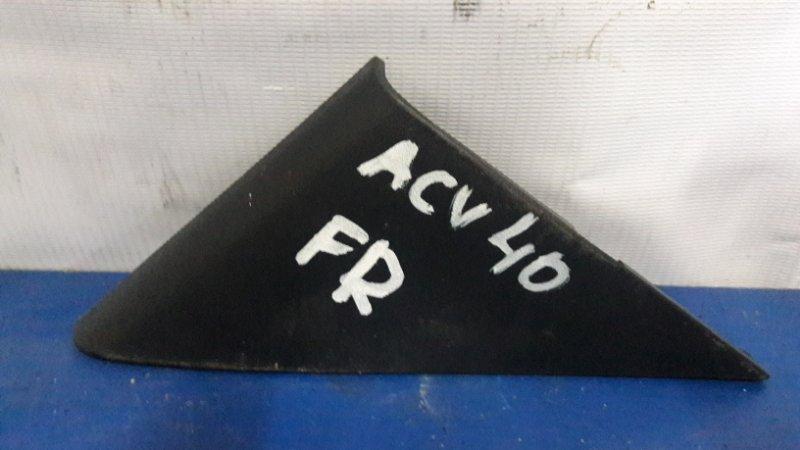 Уголок двери Toyota Camry ACV40 2AZ 2007 правый (б/у)