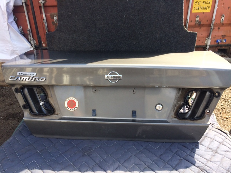 Крышка багажника Nissan Primera P11 (б/у)