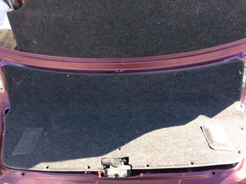 Обшивка крышки багажника Toyota Premio NZT240 (б/у)