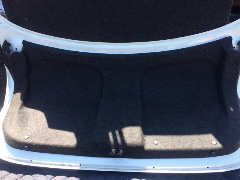 Обшивка крышки багажника Nissan Bluebird Sylphy G11 (б/у)