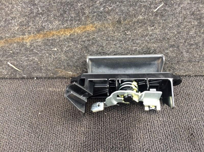 Ручка двери задней Toyota Allex NZE121 (б/у)