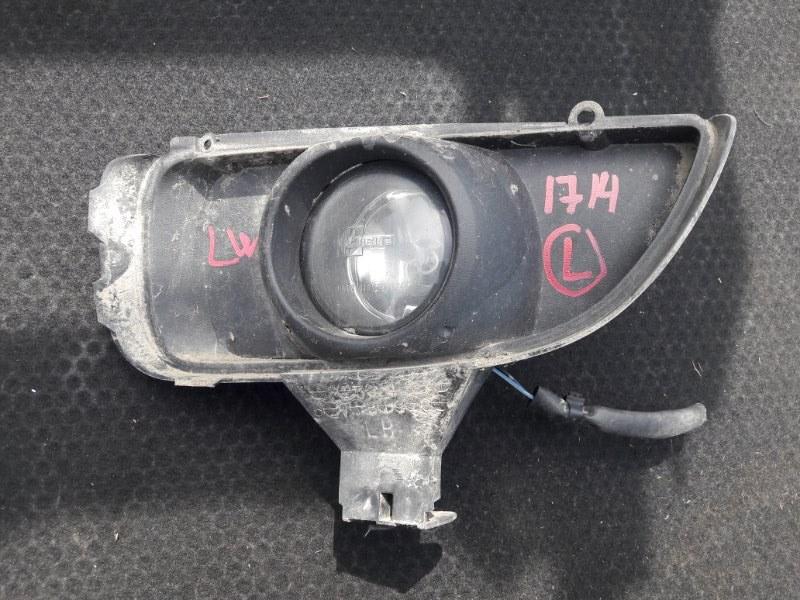 Туманка Mazda Mpv LW3W 2002 передняя левая (б/у)