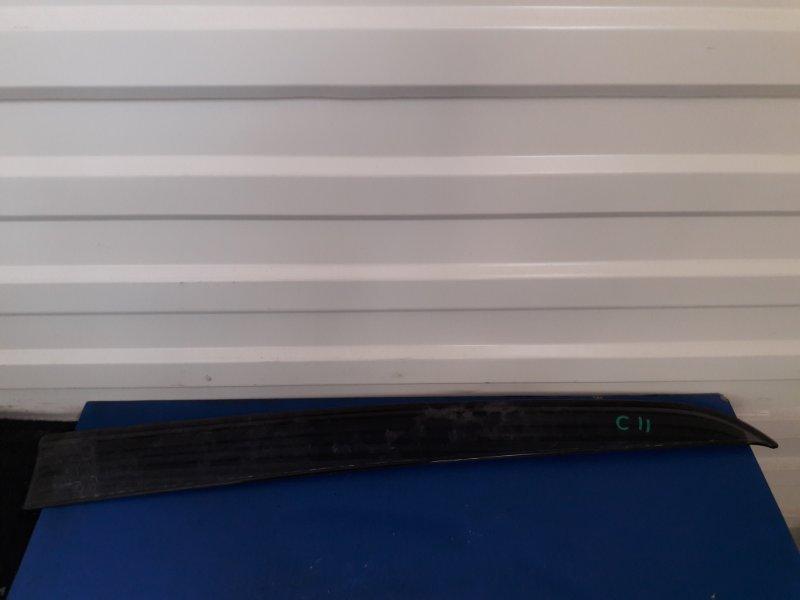 Ветровик Nissan Tiida Latio C11 задний левый (б/у)