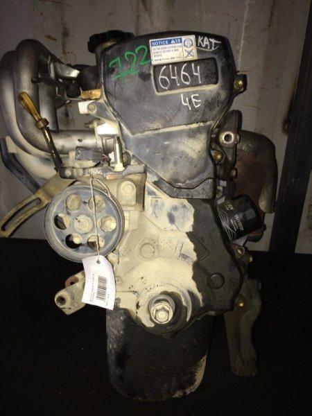двигатель Toyota 4E-FE 2725875 б/у