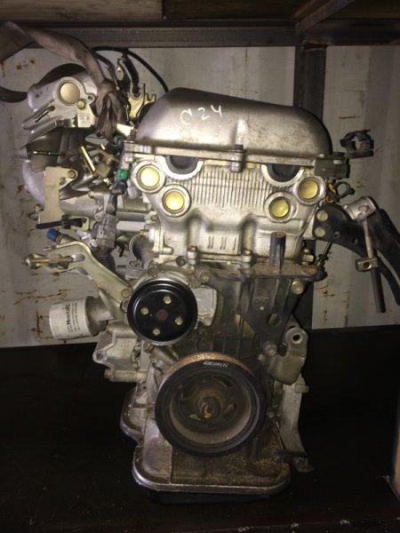 двигатель Nissan SR20DE 305108B б/у C24 (0044712)