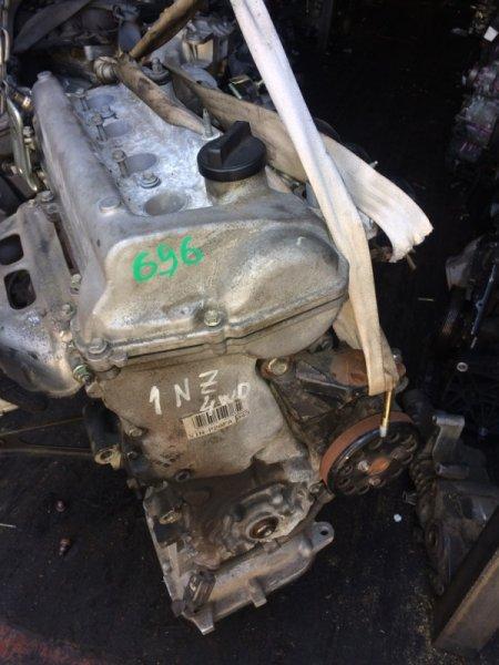 двигатель Toyota 1NZ-FE С362677 б/у Funcargo NCP25 4WD (0026272)