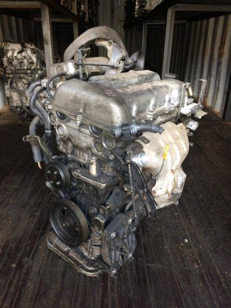 двигатель Nissan SR20DE 2102008B б/у C24 (0011117)