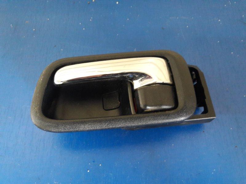 Ручка двери внутренняя Toyota Kluger ACU20 задняя левая (б/у)