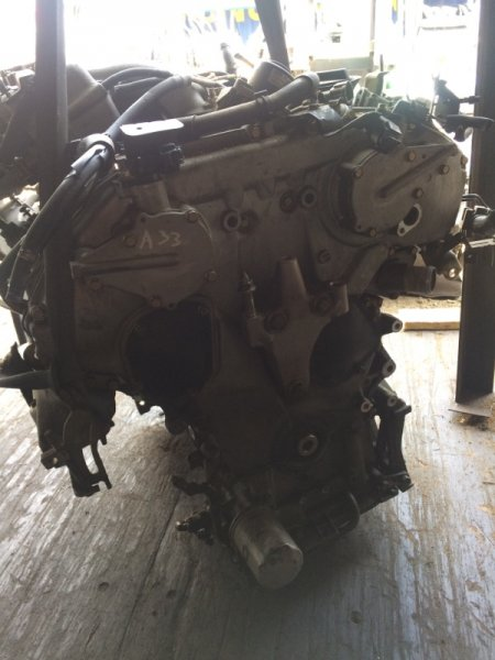 двигатель Nissan VQ25DD 098225A б/у Cefiro A33 (0044712)