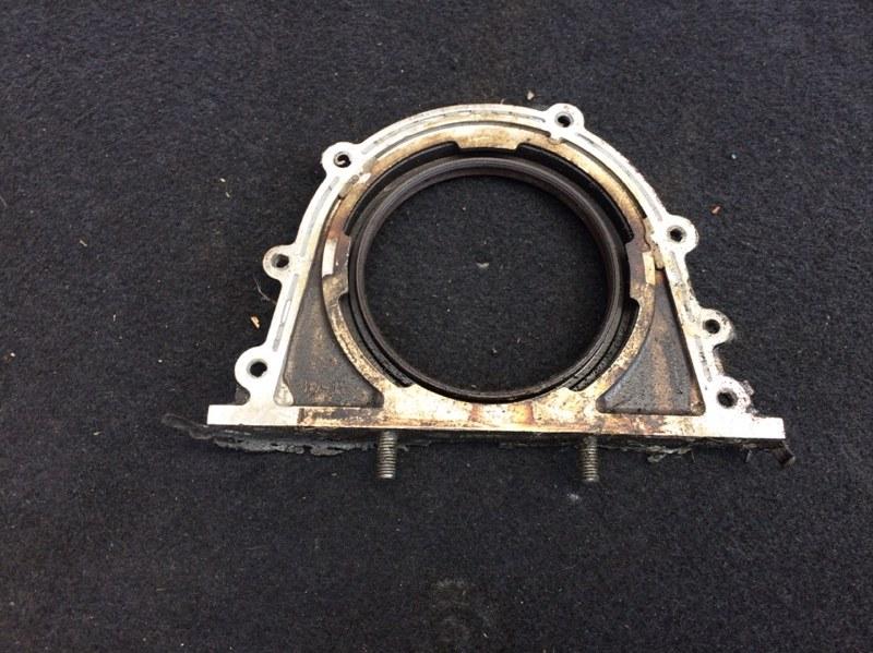 Крышка заднего сальника коленвала Nissan GA15DE (б/у)