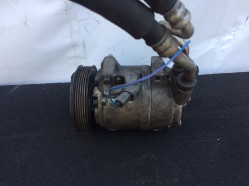 Компрессор кондиционера Mazda Bongo SK82 RF (б/у)