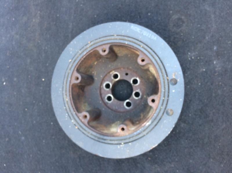 Шкив коленвала Mazda Bongo SK82 RF (б/у)