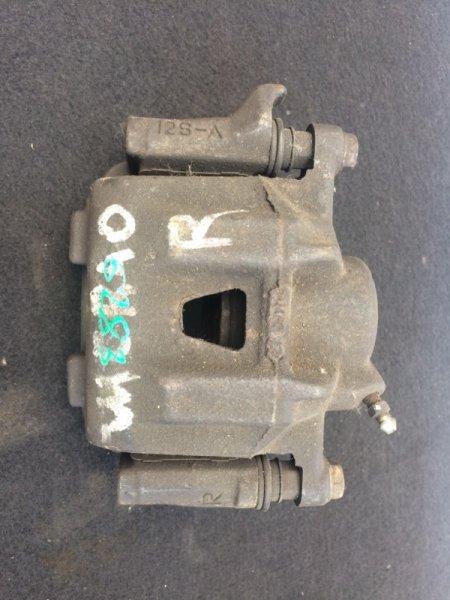 Суппорт Toyota Estima ACR30 задний правый (б/у)