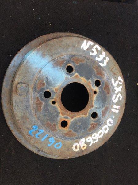 Тормозной барабан Toyota Crown SXS11 (б/у)